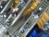 Shopping centres are going greener