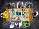 Diversity Business People Big Data Management Brainstorming Concept