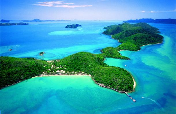 Queensland's Whitsundays – pretty-huh?