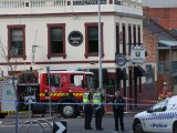 A suspicious fire at the Corkman, ahead of illegal demolition