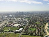 Fishermans Bend is set to be home to 80,000 people
