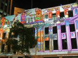 Newspaper House, Perth, gets a colourful makeover