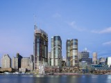 Sydney's Barangaroo is expected to be one of Australia's first carbon neutral precincts.