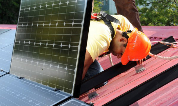 Rooftop solar could become the second-largest source of energy by 2050.