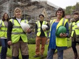 Women in construction: a sight more common a decade ago