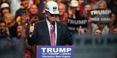 trump and infrastructure