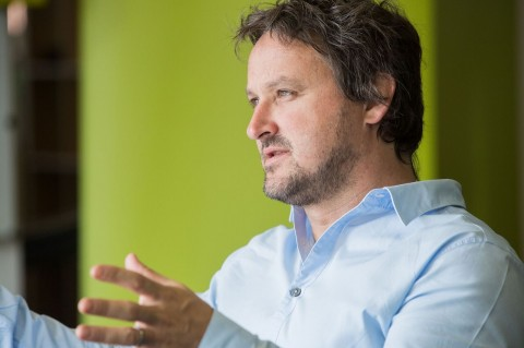 GreenSync Founder, Dr Phil Blythe