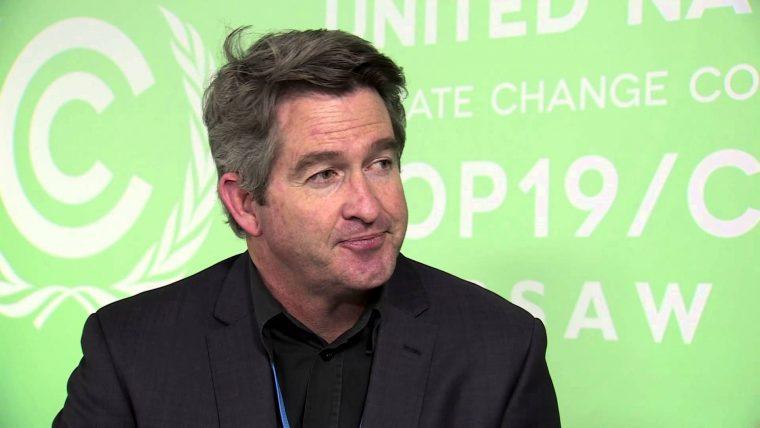 John Connor, the Climate Institute
