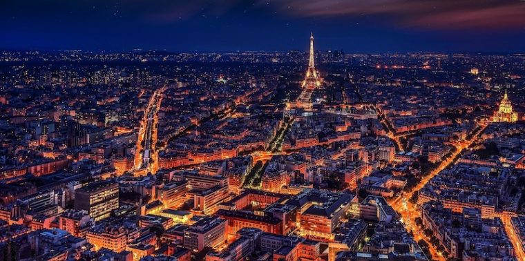 paris city