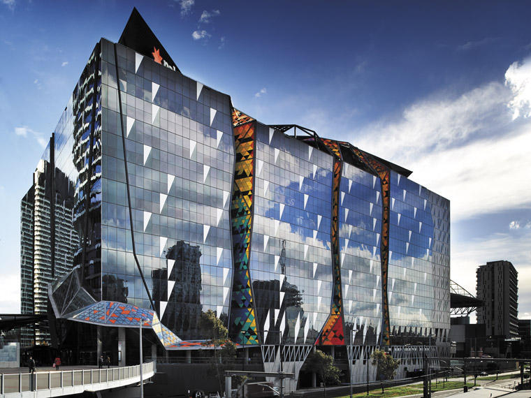 700 Bourke St, Melbourne has a 6 Star Green Star Performance rating. Image: AMP Capital