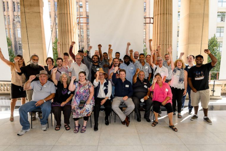 First Nations Renewable Energy Alliance steering committee