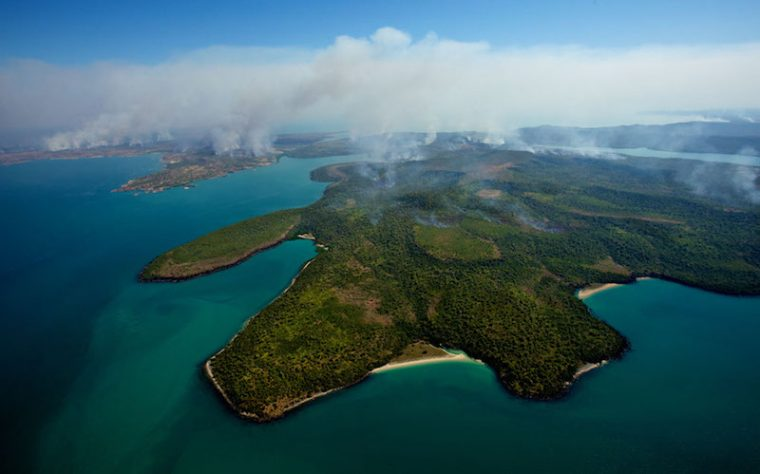 The North Kimberley Savannah Burning Program