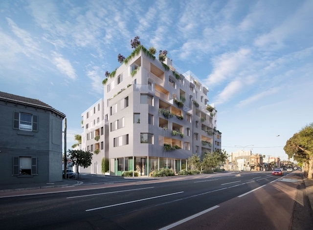 Passive House rolls into the commercial property space