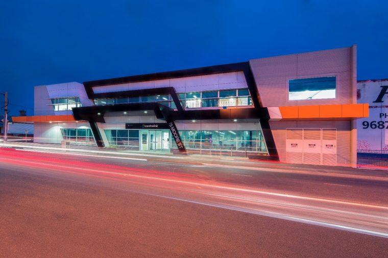 Centrelink Footscray, Victoria.