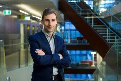 Mathew Hounsell, University of Technology Sydney's Institute for Sustainable Futures. Image: Jamie Williams