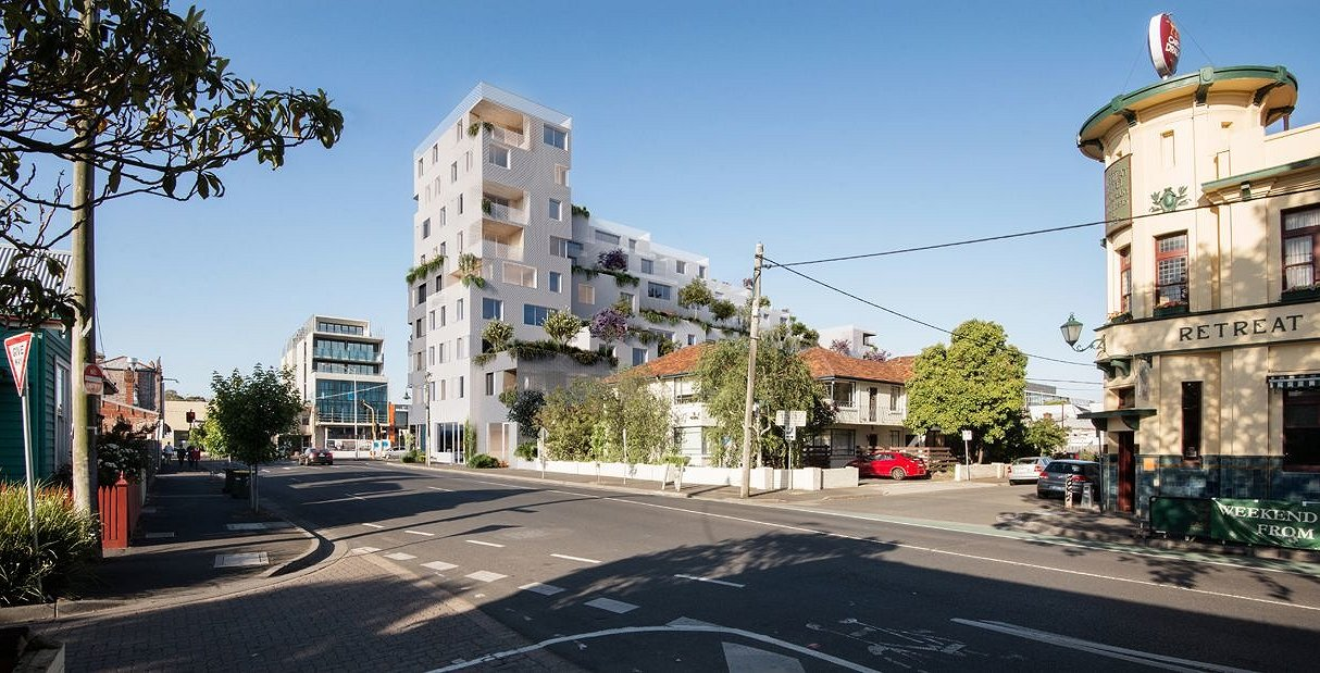 Melbourne mixed-use project brings together Passive House and CLT