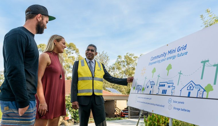 ausnet mini grid, Clean Energy Council Awards