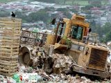 landfill waste image