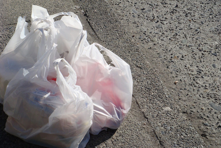 Plastic bags banned in WA from July 2018