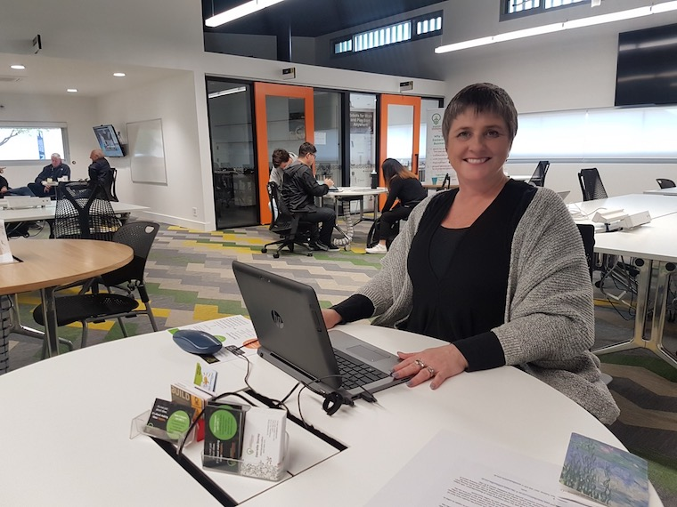 Danielle Storey, Eastern Innovation Business Centre