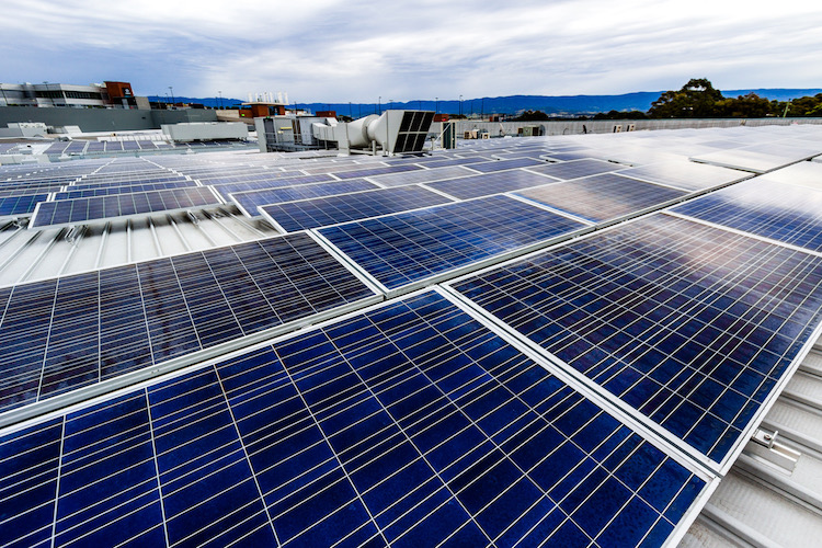 Stockland begins rollout of Australia's largest retail solar