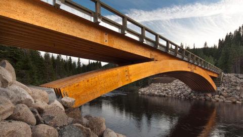 glulam bridge