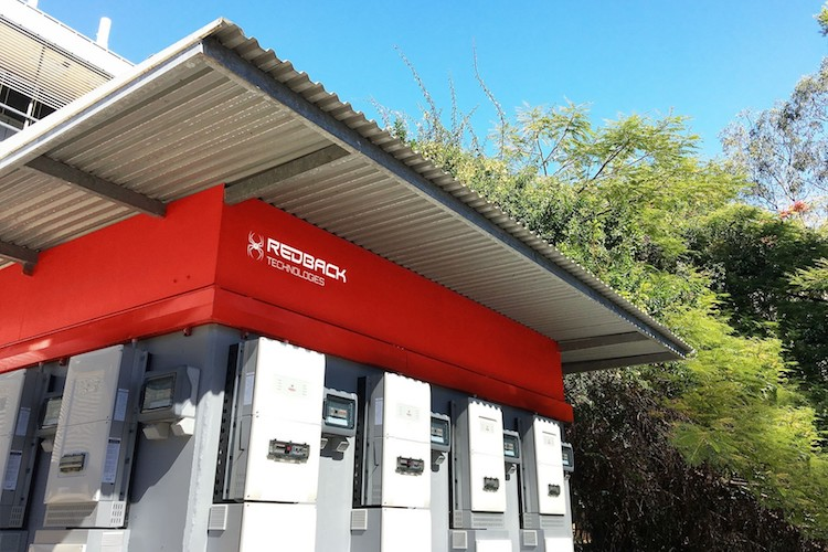 Redback technology Test Facility