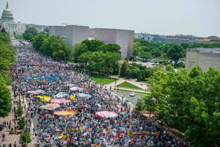 climate march Washington