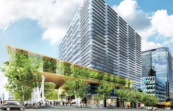 Amp To Join The Melbourne Quarter Precinct The Fifth Estate