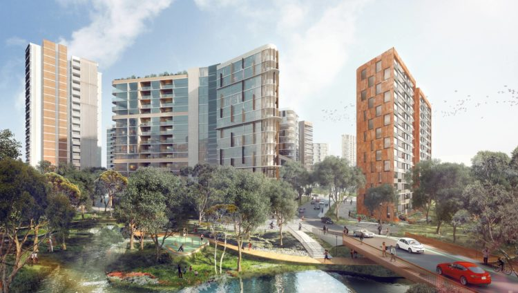 Ivanhoe Estate will aim for carbon neutral