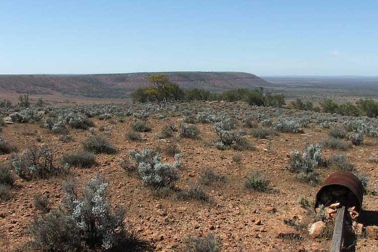 Lincoln Gap, Port Augusta landscape CEFC