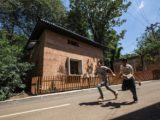 post-earthquake prototype house