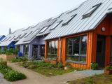 Eco village. Australia carob neutral