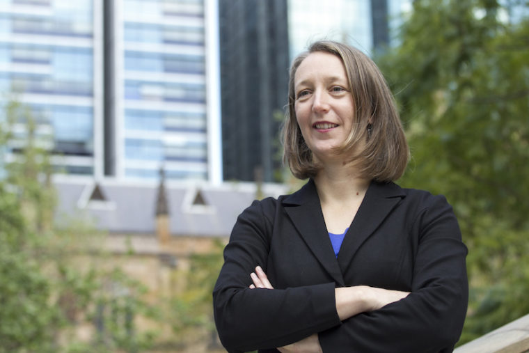 Beck Dawson Sydney's chief resilience officer