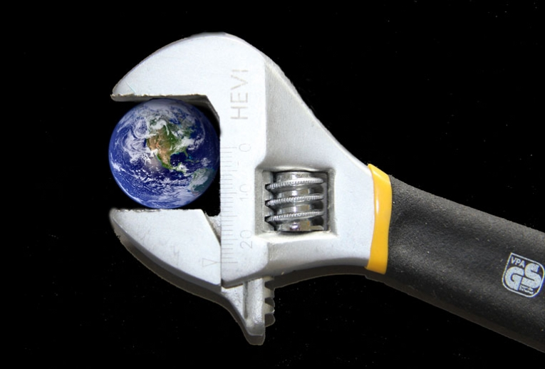 Geoengineering climate change