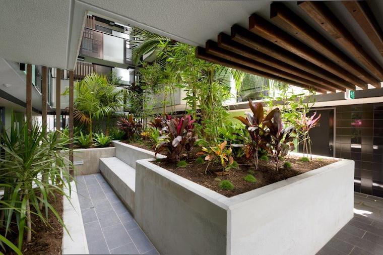 Brisbane Housing Company atrium