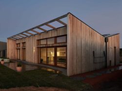 10 Star energy rated house, Cape Paterson, Victoria, Clare Cousin Architects, & The Sociable Weaver