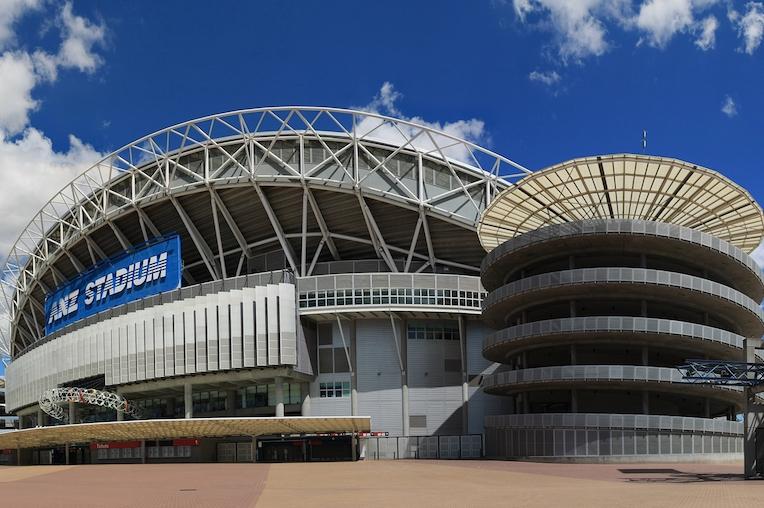 Sydney stadium and