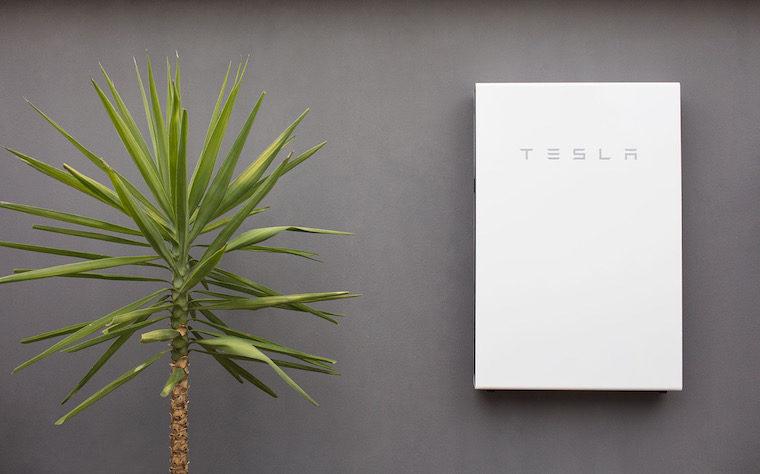 tesla unit for solar