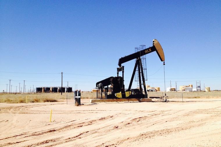fracking for oil