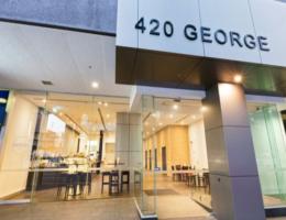 420 George Street Brisbane