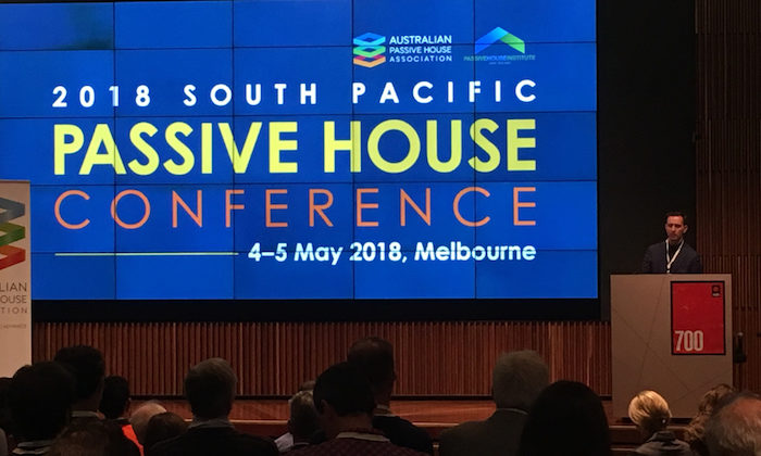 The South Pacific Passive House Conference 2018