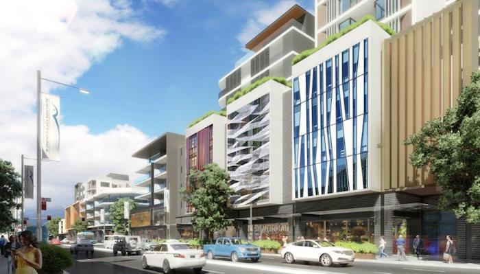 Parramatta Road Sydney