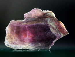 lithium mineral, mining