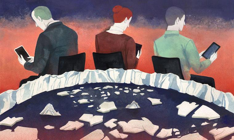 Climate risks business