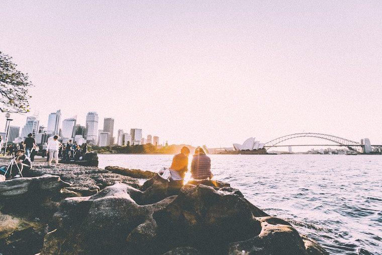 Sydney harbour housing affordability