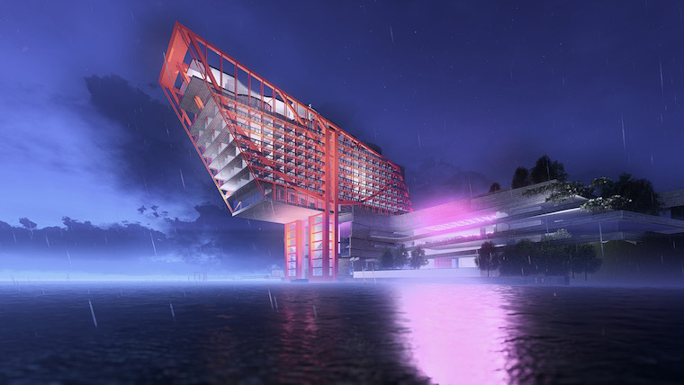 Hotel MONA (HOMO) project