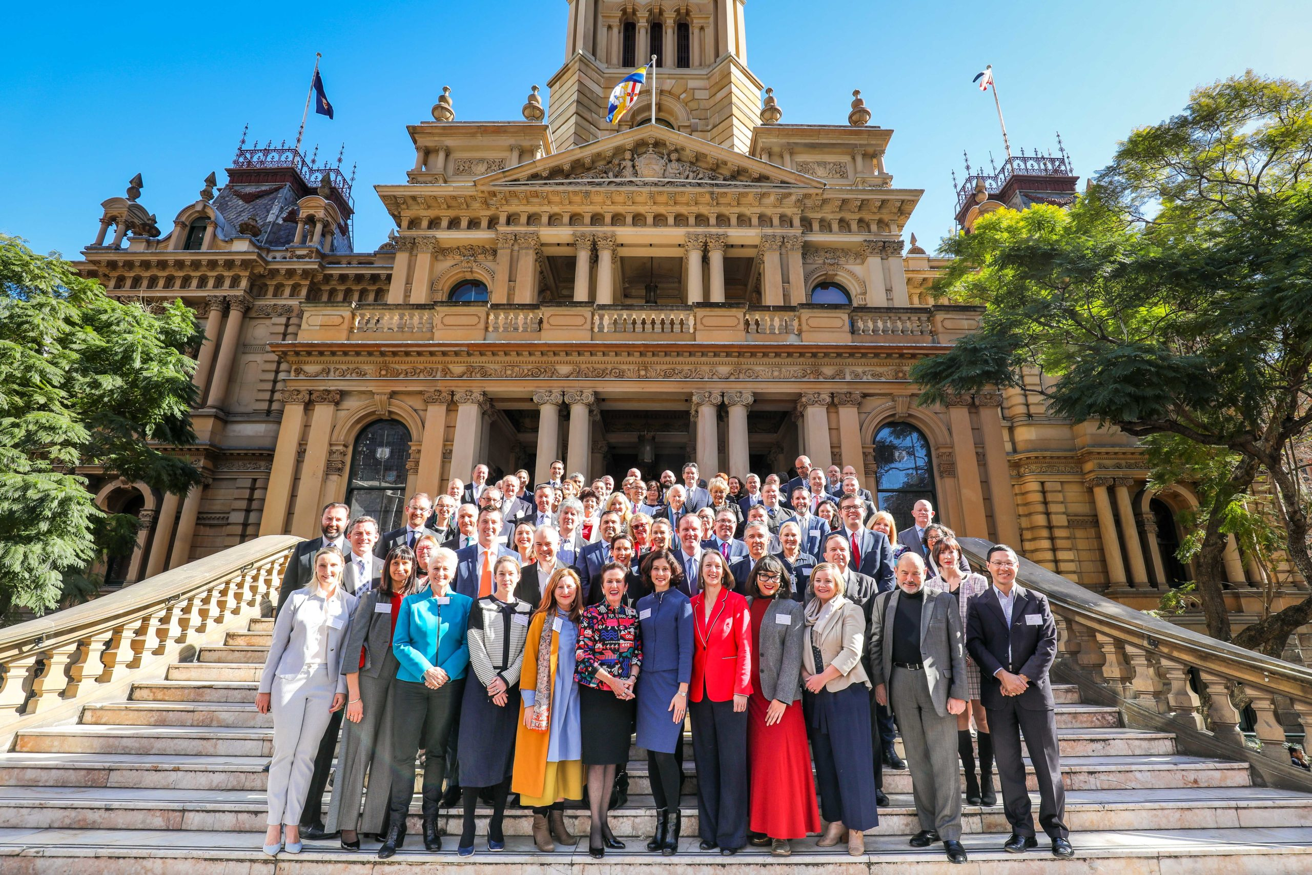 Sydney's resilience