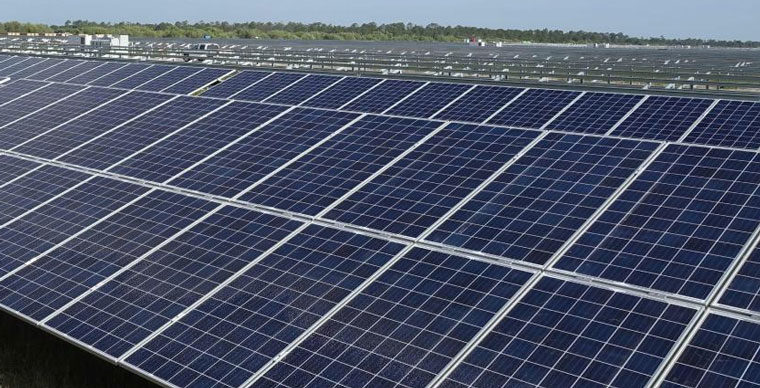 BlueScope Steel to source 20 per cent of energy from solar