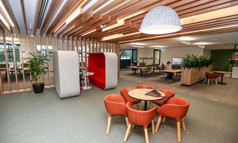 workspace office Geelong